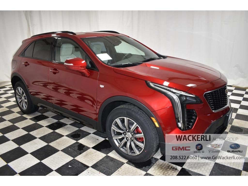 2021 - Cadillac - XT4 - $49,427