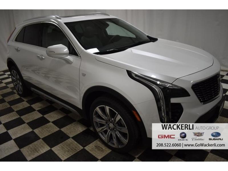 2021 - Cadillac - XT4 - $54,705