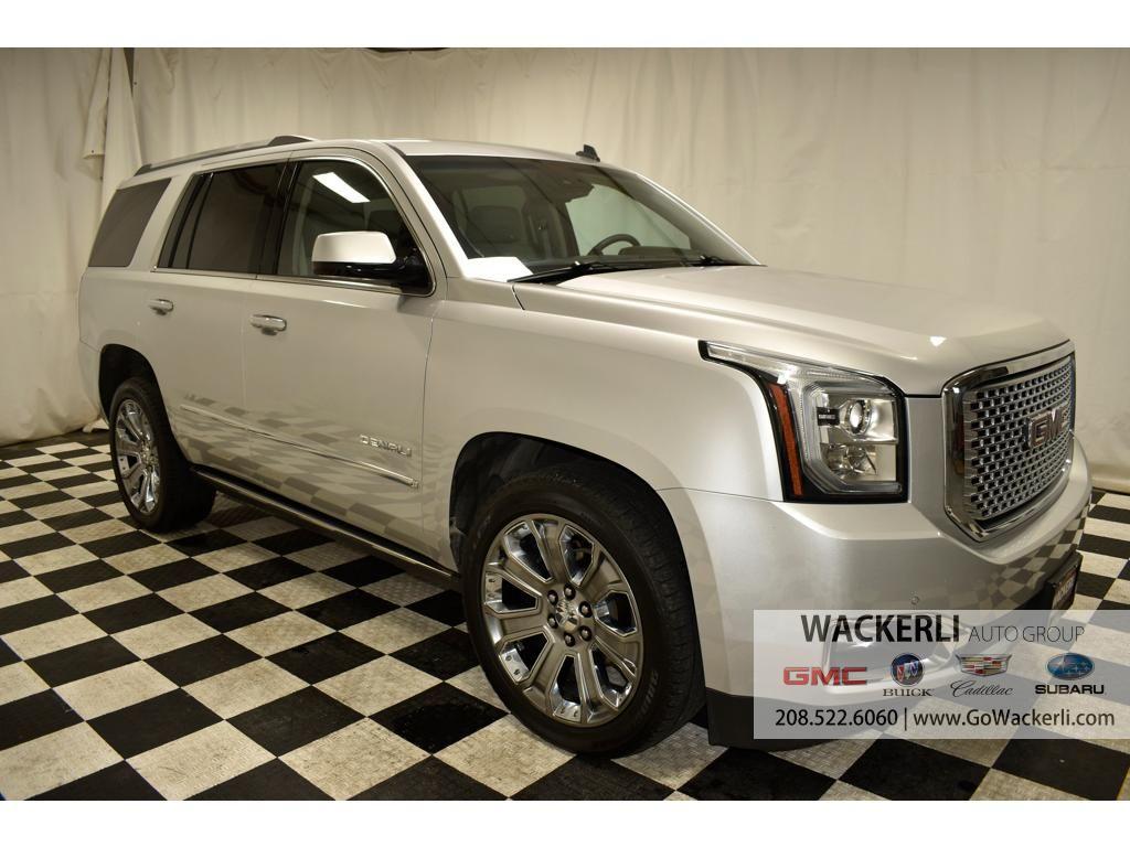 2015 - GMC - Yukon - $47,625