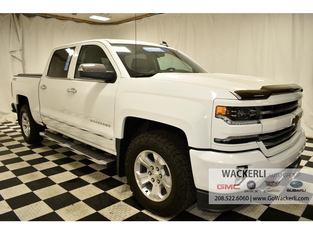 2017 - Chevrolet - Silverado - $49,425