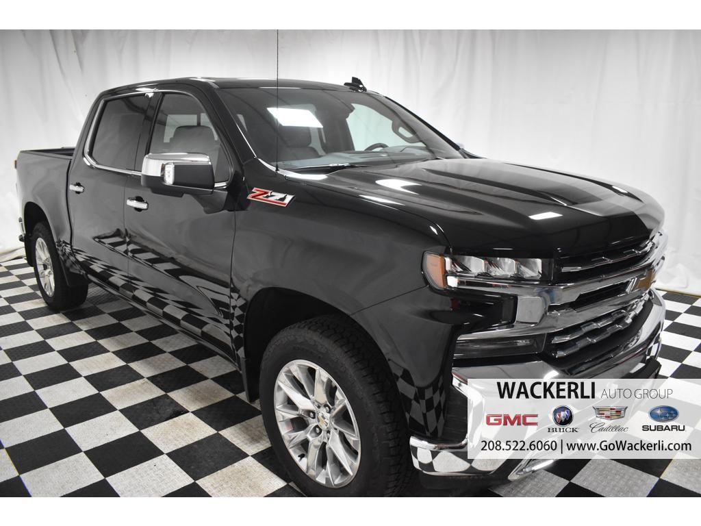 2019 - Chevrolet - Silverado - $48,825