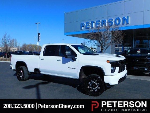 2020 - Chevrolet - Silverado 3500HD - $59,994
