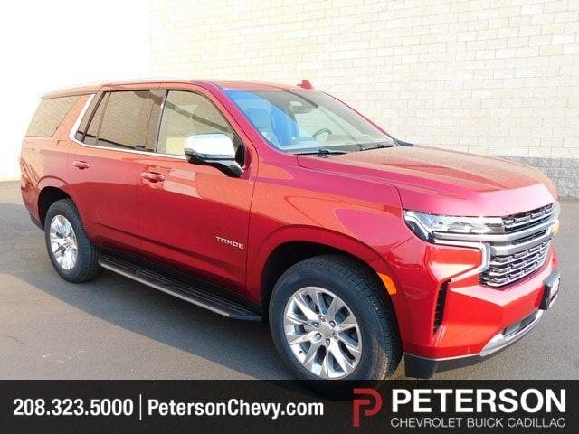 2021 - Chevrolet - Tahoe - $67,881