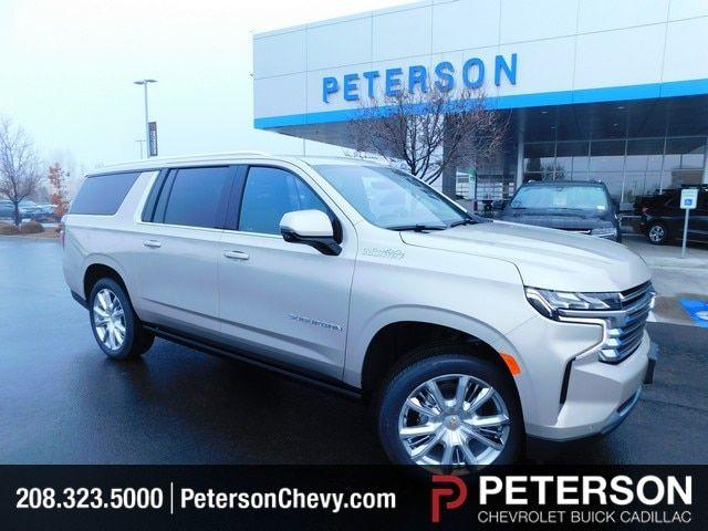 2021 - Chevrolet - Suburban - $78,467