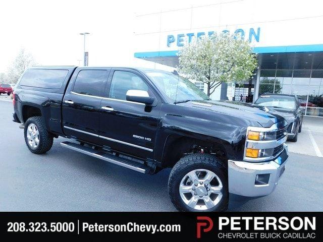 2017 - Chevrolet - Silverado 2500HD - $59,594