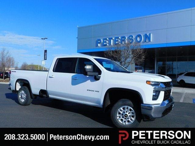 2020 - Chevrolet - Silverado 2500HD - $61,994