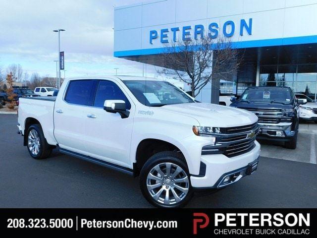 2021 - Chevrolet - Silverado 1500 - $58,997