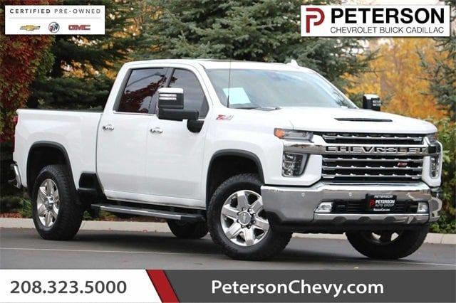 2020 - Chevrolet - Silverado 2500HD - $69,994