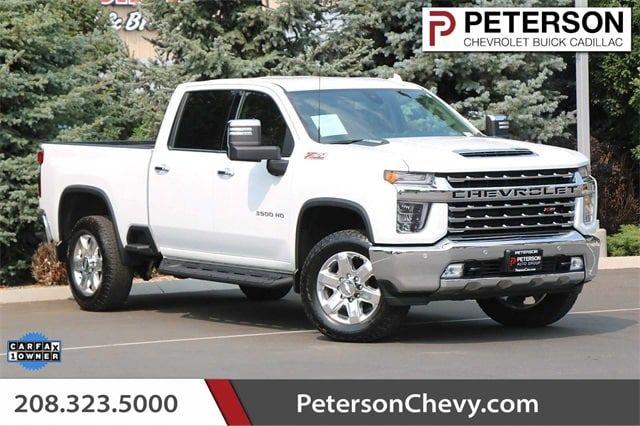 2020 - Chevrolet - Silverado 3500HD - $75,994