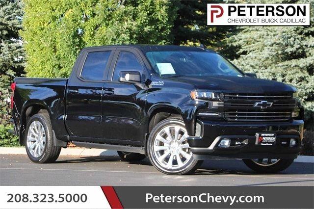 2020 - Chevrolet - Silverado 1500 - $61,994