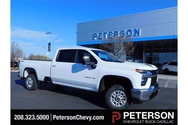 2020 - Chevrolet - Silverado 2500HD - $62,798