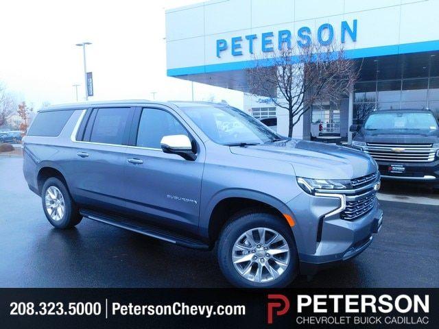 2021 - Chevrolet - Suburban - $71,245