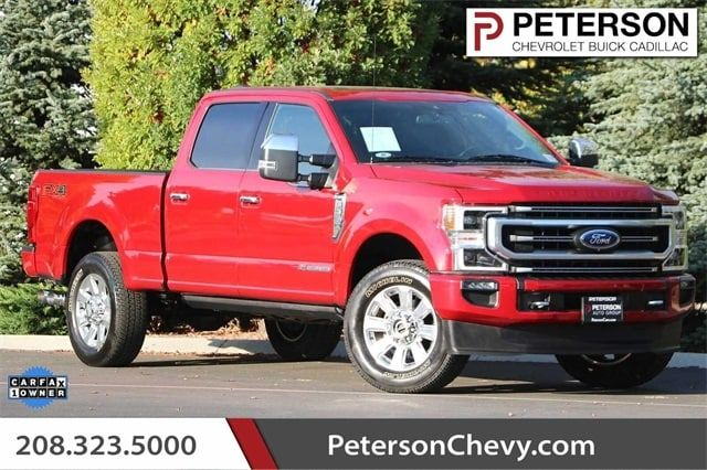 2020 - Ford - F-350 - $81,994