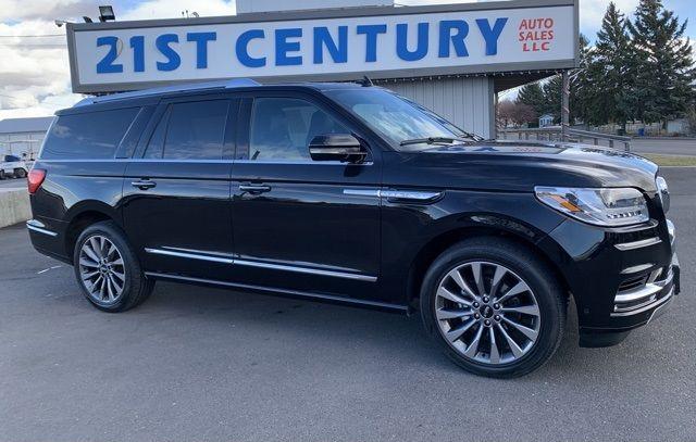 2020 - Lincoln - Navigator - $71,000