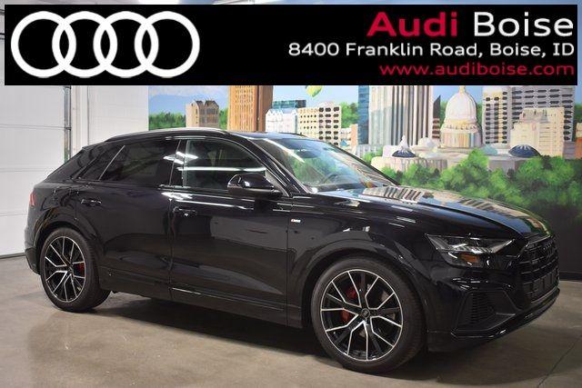 2021 - Audi - Q8 - $87,100