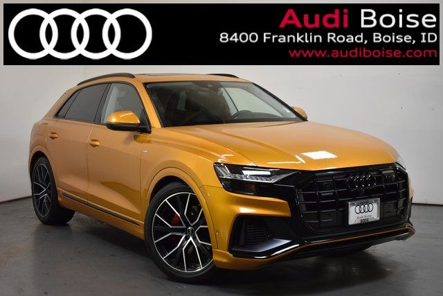2021 - Audi - Q8 - $84,123