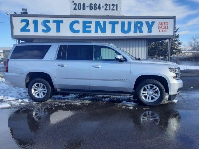 2020 - Chevrolet - Suburban - $39,998