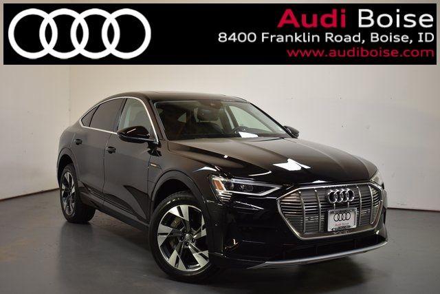 2020 - Audi - E-tron - $76,020