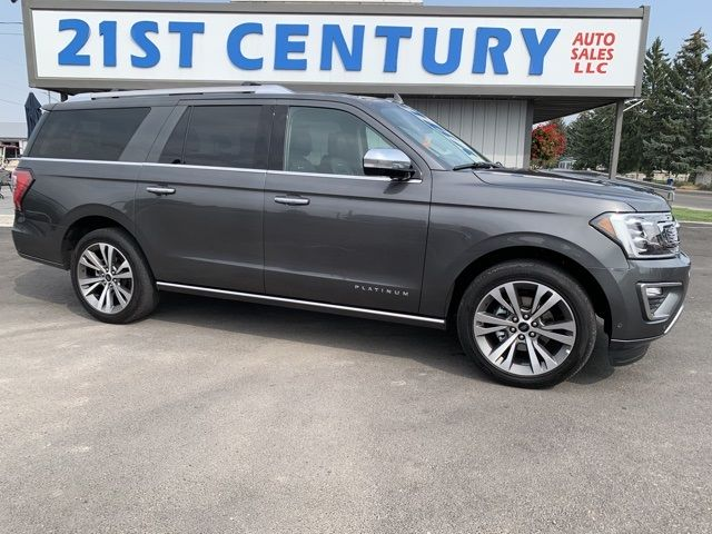 2020 - Ford - Expedition Max - $63,938