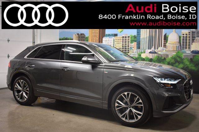 2021 - Audi - Q8 - $84,605