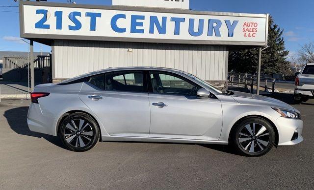 2020 - Nissan - Altima - $21,664