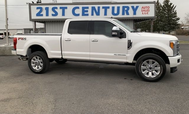 2019 - Ford - F-350SD - $64,333