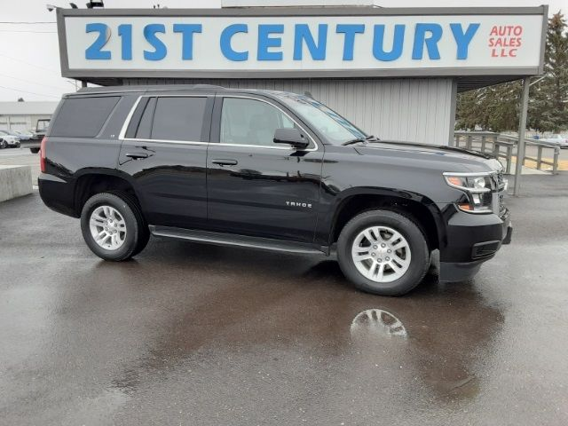 2019 - Chevrolet - Tahoe - $40,137