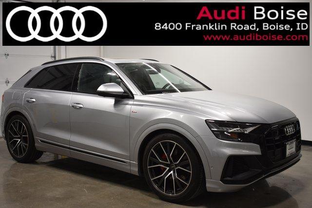 2021 - Audi - Q8 - $87,575
