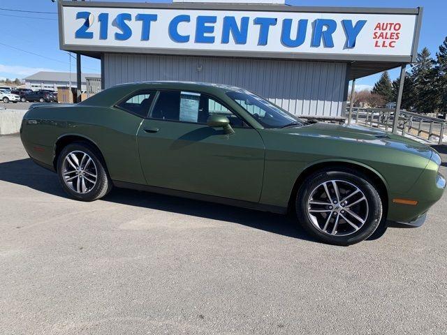 2019 - Dodge - Challenger - $26,140