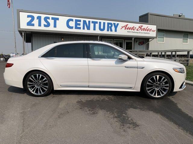 2019 - Lincoln - Continental - $40,998