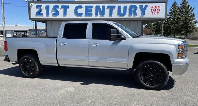 2015 - Chevrolet - Silverado 1500 - $25,954