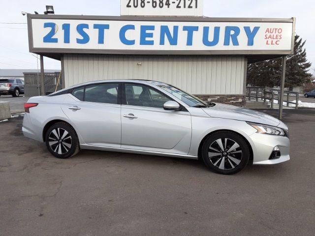 2020 - Nissan - Altima - $20,521