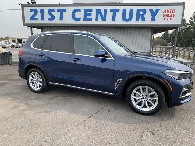 2020 - BMW - X5 - $53,910