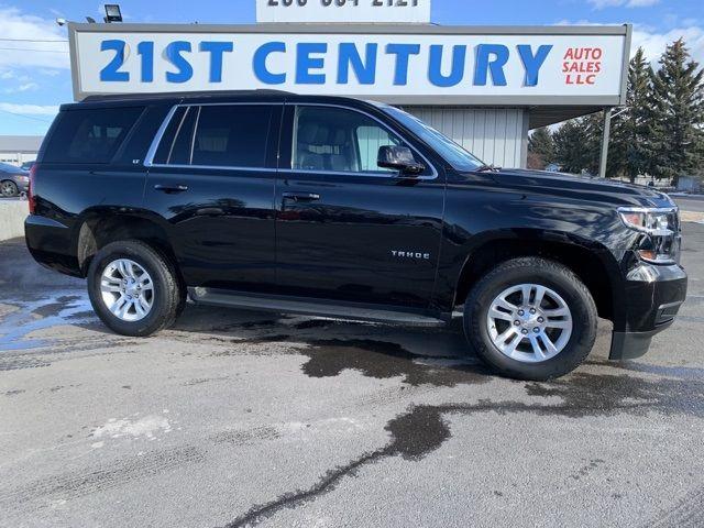 2020 - Chevrolet - Tahoe - $41,695