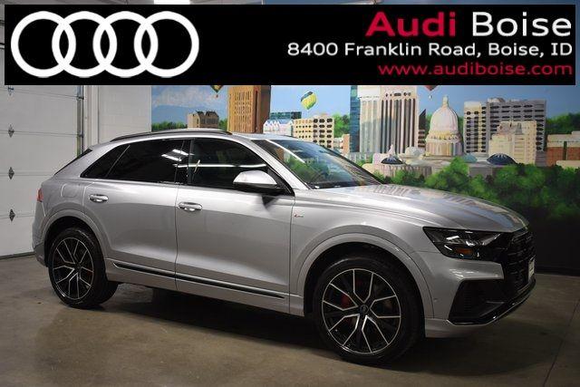 2021 - Audi - Q8 - $81,825