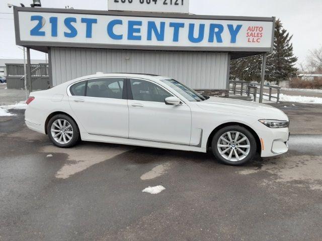 2020 - BMW - 7 Series - $52,580