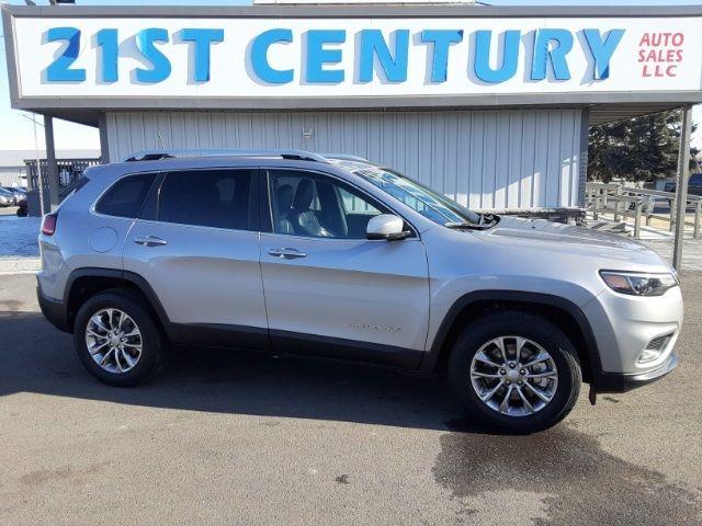 2020 - Jeep - Cherokee - $23,075