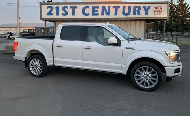 2019 - Ford - F-150 - $52,018