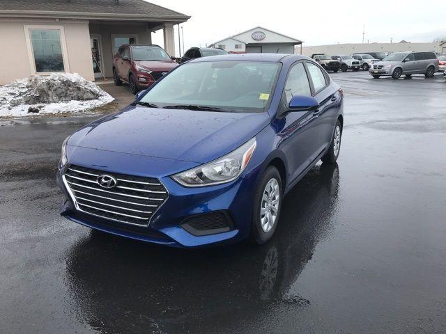 2019 - Hyundai - Accent - $14,950