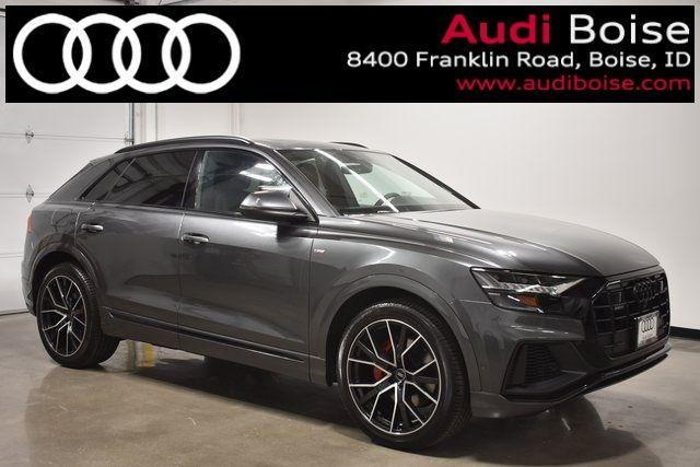 2021 - Audi - Q8 - $87,925