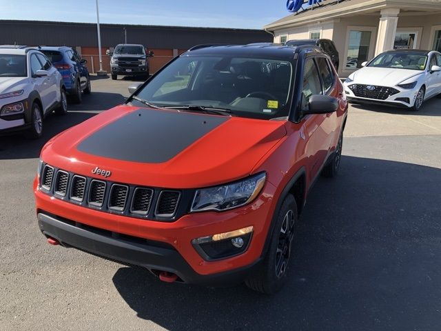 2020 - Jeep - Compass - $24,450