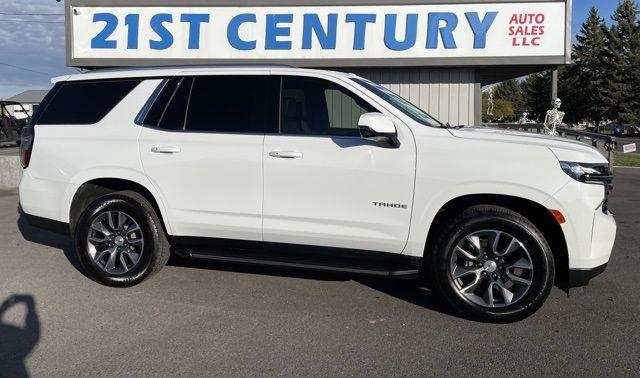2021 - Chevrolet - Tahoe - $70,999