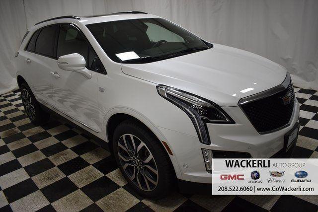2021 - Cadillac - XT5 - $61,058