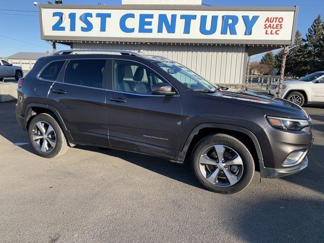 2020 - Jeep - Cherokee - $25,922