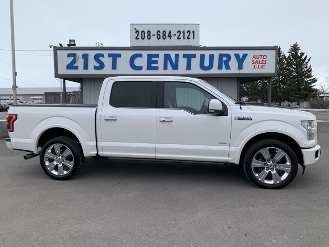 2017 - Ford - F-150 - $38,732