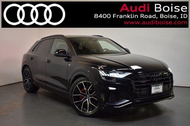 2021 - Audi - Q8 - $84,454