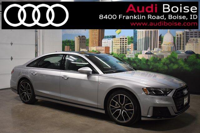 2021 - Audi - A8 - $97,045