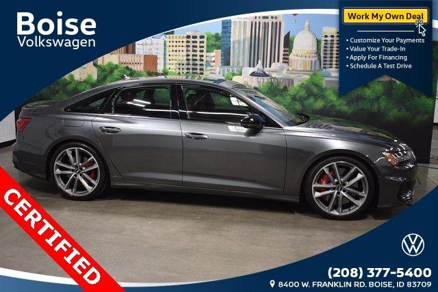 2021 - Audi - S6 - $83,999