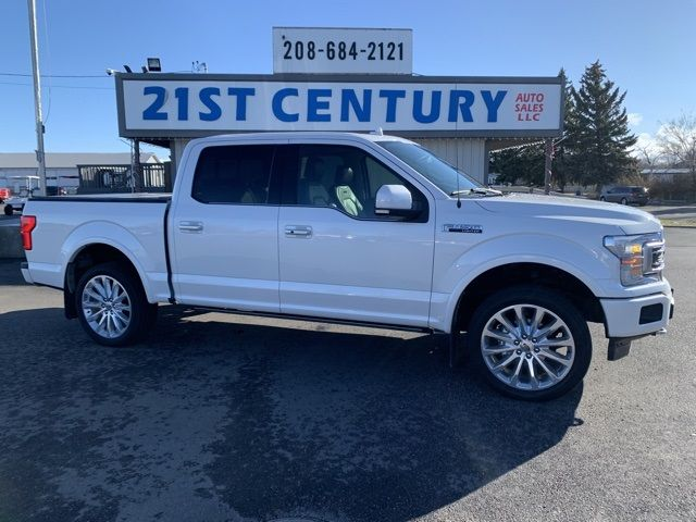 2019 - Ford - F-150 - $49,899
