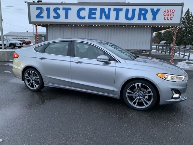 2020 - Ford - Fusion - $21,469